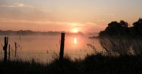 Lac de villedon